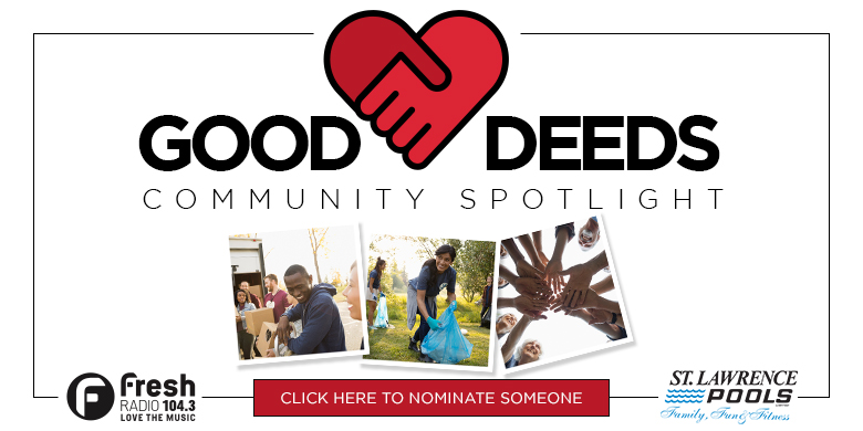 Good Deeds Spotlight Kingston