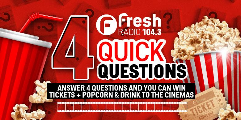 4 Quick Questions