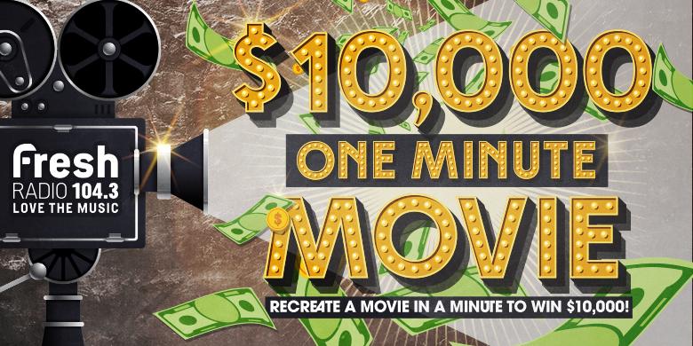 $10K One Minute Movie
