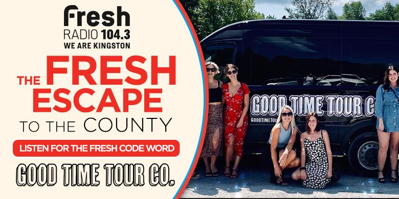 Fresh Escape to the County
